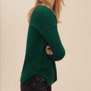 Aritzia Wilfred Free Isabelli Sweater